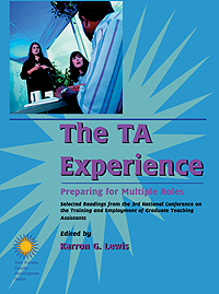 The TA Experience: Preparing for Multiple Roles