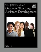 The Journal of Graduate Teaching Assistant Development, Vol. 1