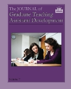 The Journal of Graduate Teaching Assistant Development, Vol. 7