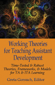 Working Theories for Teaching Assistant Development