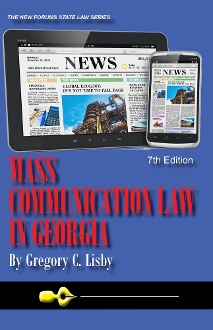 Mass Communication Law in Georgia, 7th Edition
