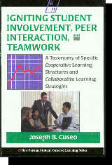 Igniting Student Involvment, Peer Interaction, and Teamwork