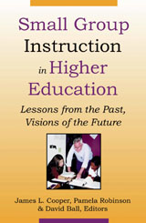 Small Group Instruction in Higher Education