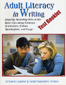Adult Literacy in Writing - Test Booklet