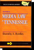 Media Law in Tennessee