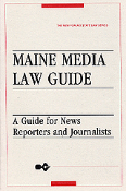 Maine Media Law Guide