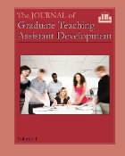 The Journal of Graduate Teaching Assistant Development, Vol. 4