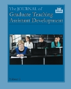 The Journal of Graduate Teaching Assistant Development, Vol. 5
