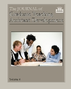 The Journal of Graduate Teaching Assistant Development, Vol. 6