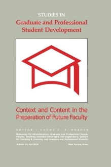 Context and Content in the Preparation of Future Faculty