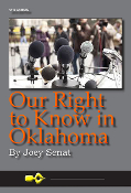 Our Right to Know in Oklahoma, 2019 Edition